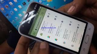 How To Samsung Galaxy J1 Mini J105f Frp Google Account 100%