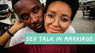 Talking about Sexual Intimacy in Marriage: Do's & Don'ts   How I Do Things   Kopano Shimange