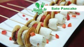Sate Pancake
