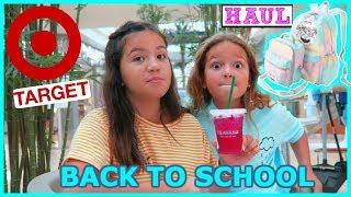 BACK TO SCHOOL  ESSENTIALS SHOPPING 🛒/ HAUL  😃2018 #267
