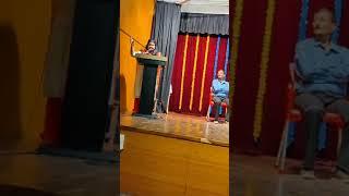 Speech by Smt. Sowmya Reddy, MLA Jayanagar Constituency on Sahabalve's 4th Annual Day