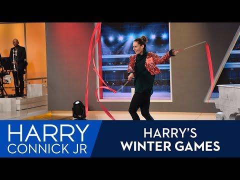 Harry's Winter Games: Interpretive Figure Skating