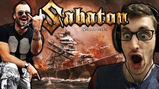 "Hip Hop Head REACTS To SABATON: ""Bismarck"""