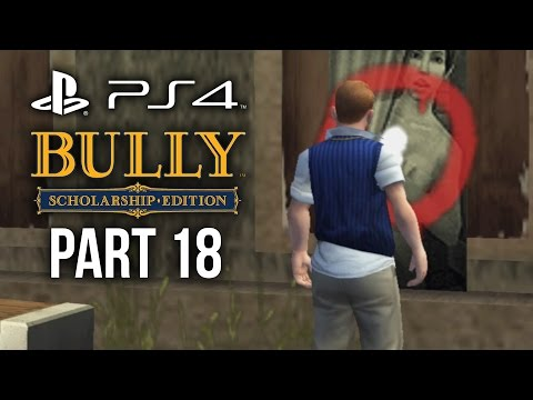 Bully PS4 Gameplay Walkthrough Part 18 - STOPPING THE PERVS