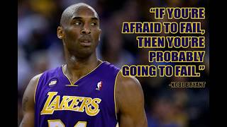 Kobe Bryant  Inspirational Quotes and Highlights | Tribute  Video