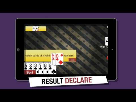 Video of Indian Rummy