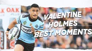 Valentine Holmes - NRL Highlights