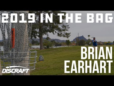 Youtube cover image for Brian Earhart: 2019 In the Bag