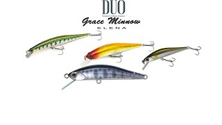 Воблер duo grace minnow elena 70f