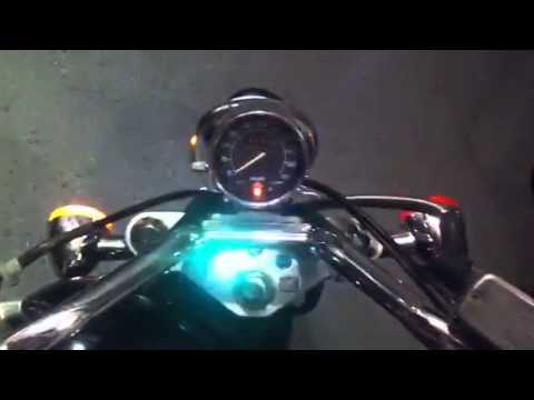 1994 Honda Shadow VT600 Weird blinker turn signal problem