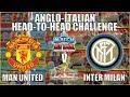 MAN UNITED v INTER MILAN   Topps Match Attax vs Panini Adrenalyn XL   HEAD-TO-HEAD CHALLENGE!