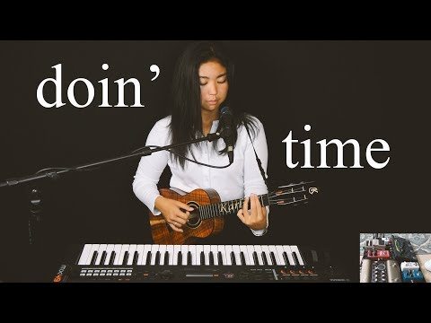 Sublime - Doin' Time (Lana Del Rey | ukulele looping cover)