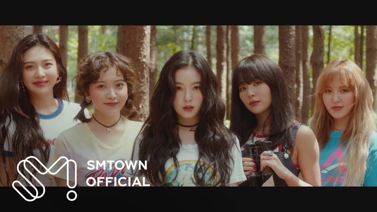 [Japan] MV : Red Velvet - #Cookie Jar