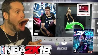 I added the NBA 2K20 rosters into NBA 2K19..