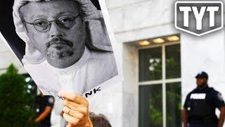 LEAKED: Jamal Khashoggi
