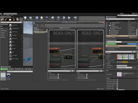 Git Plugin on Unreal Engine 4.12 (preview)