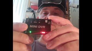 Подключение DVR модуля к очкам FPV
