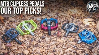 f1da31b3e5b MTB Clipless Pedals - Which Brand is Right For You? (Our Top Picks!
