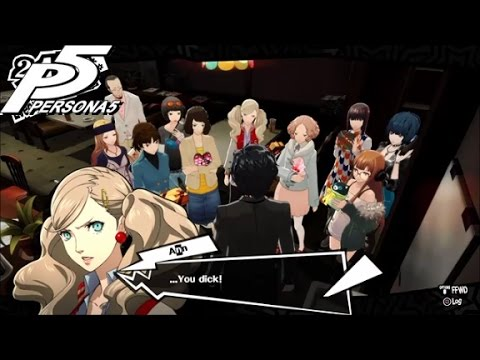 Who is the best romance option in persona 5