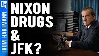 Nixon's War on Drugs At Age 50 Reveals JFK Secret (w/ Lamar Waldron)