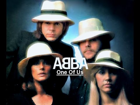 ❤♫ ABBA - One Of Us (1981) 我倆之一