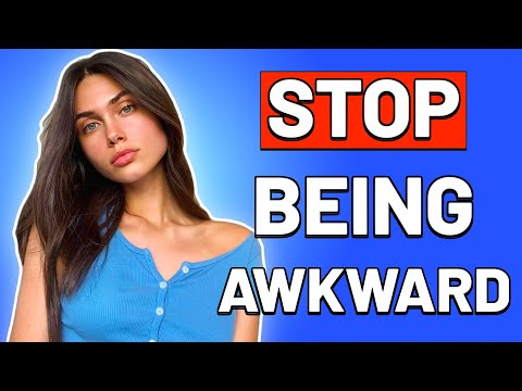How to NEVER Be Awkward Around Girls! | How to Never Run Out of Things to Say In Conversation