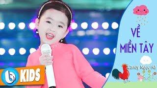 Về Miền Tây - Candy Ngọc Hà | Nhạc Thiếu Nhi MV 2018
