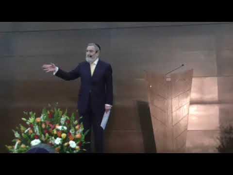 El pueblo judío Curando un mundo Fracturado Rab Lord Jonathan Sacks Parte 1