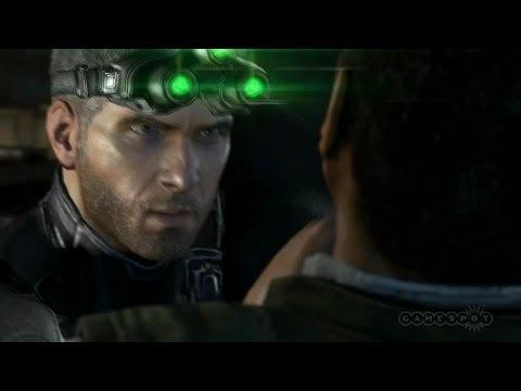 Tom Clancys Splinter Cell Blacklist Deluxe Edition