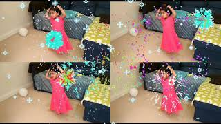 My cute varnika Dance