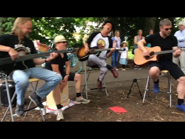 Fat Trousers Acoustic Rollers GFU'17