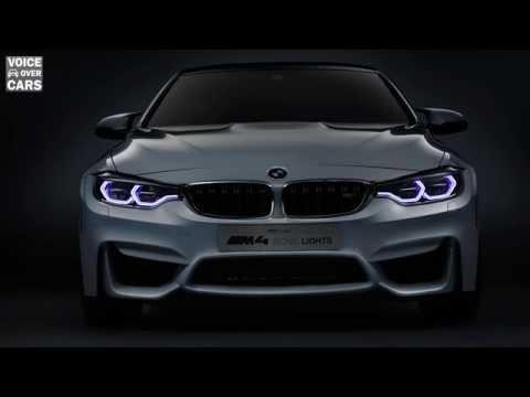 CES 2015: BMW Laser Scheinwerfer -  OLED Lichttechnik Rückleuchten Voice over Cars News
