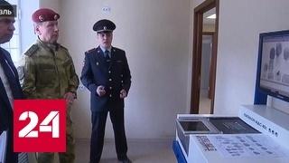 Главнокомандующий войсками Росгвардии посетил Ярославль