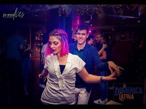 Noemi & Gianni / Salsa Social Dancing @ Moodies Latino