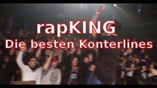 Deutsch Battlerap   Die Besten Konterlines [Rap Am Mittwoch]