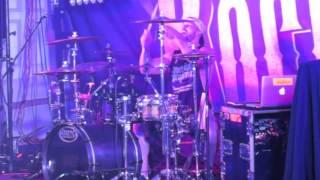 "Children 18:3 ""Seth Hostetter Drum Solo"", Live @ City RockFest Tour 2016 (Dawsonville, GA)"