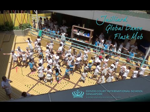 DCIS Juilliard Global Dance Flash Mob