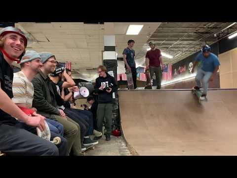 The Wool Skate Jam At Black Mamba