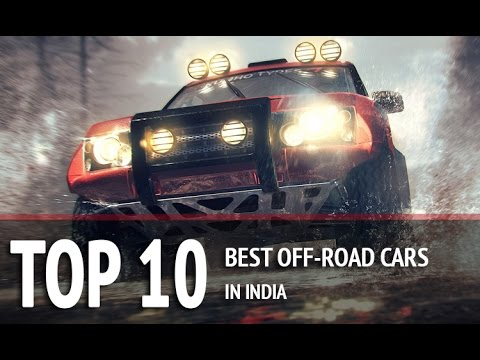 Top 10 Best Off-Roading Cars In India