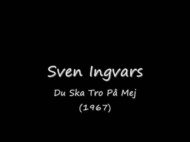 Sven-ingvars-du-ska