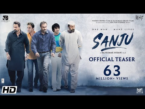 Sanju (Sanjay Dutt Biopic) - Movie Trailer Image