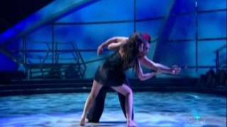 Dancing (Contemporary) - Cameron and Lacey