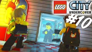 FANGET I FRYSEREN! - LEGO City Undercover Dansk Ep 10 [PS4 Pro]