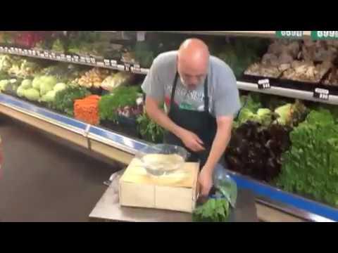 Πως να διατηρήσετε φρέσκο το μαρούλι για 3 εβδομάδες