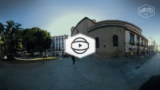 360° VR Skateboarding Video – Patrick Rogalski in Seville| Titus Skateshop