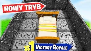 NOWY TRYB - BED WARS - Najlepszy tryb minecraft w FORTNITE