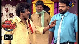 Hyper Aadi, Raising Raju Performance   Jabardasth   16th August 2018   ETV  Telugu
