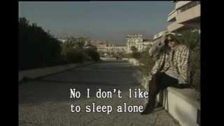 I Don't Like To Sleep Alone (Honstar)