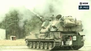 KRAB - HSW 155 mm Self-Propelled Howitzer