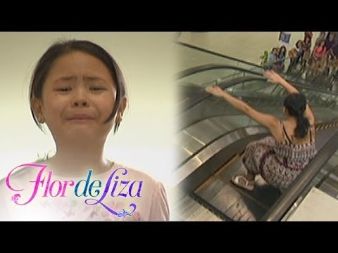 FlordeLiza: Escalator Accident | EP 91